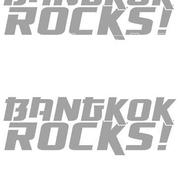 Bangkok Rocks! (Military Rap Design) by RobC13