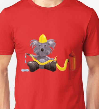 Fire Fighter Booty T-Shirt