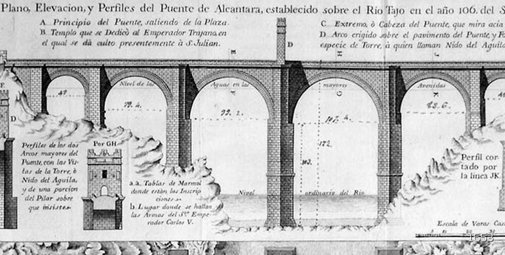 Alcantara by 1653