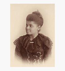 Ida B. Wells, 1893 Photographic Print