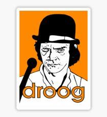 droog Sticker