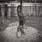 Cambodian smile by QuintaVale