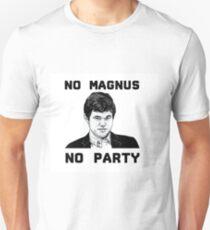 Camiseta unisex Magnus Carlsen Chess camiseta
