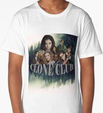 Orphan Black - CLONE CLUB Long T-Shirt