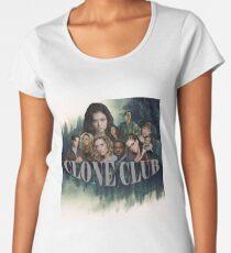 Orphan Black - CLONE CLUB Women's Premium T-Shirt