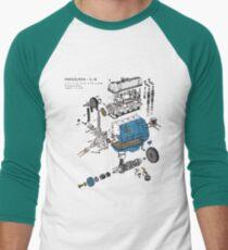 Nissan L4 Exploded View T-Shirt