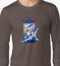 Top Gun NES Cover Art T-Shirt