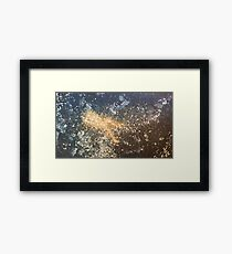 Lost in my own Thoughts Framed Print