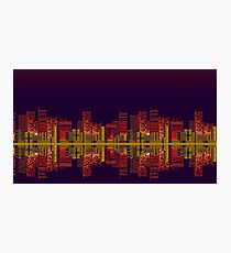 Chemical Plant Zone Photographic Print