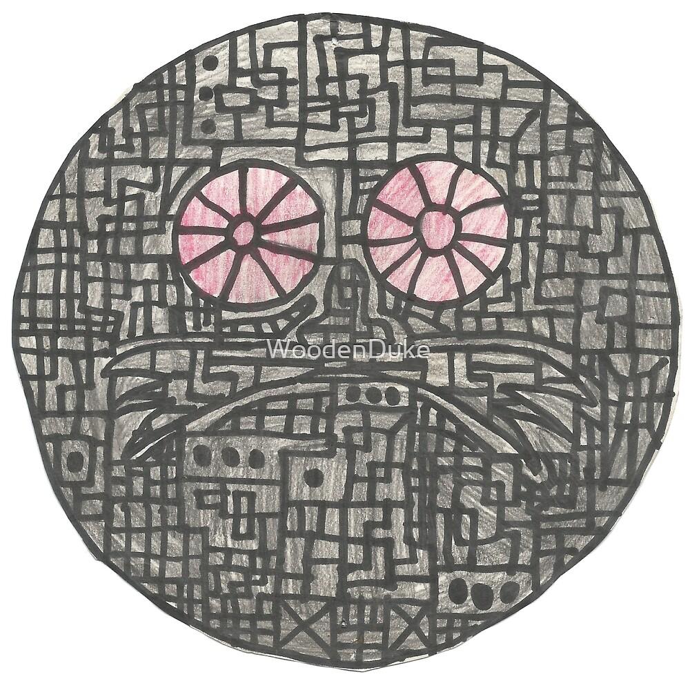 Death Egg by WoodenDuke
