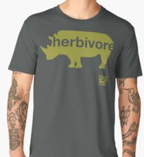Herbivore Green Men's Premium T-Shirt