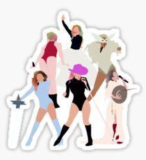 Joanne World Tour Sticker