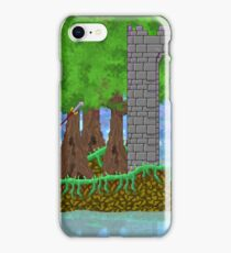 The Forest Knight iPhone Case/Skin