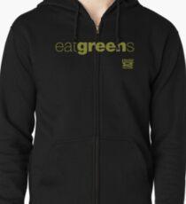 eatgreens Zipped Hoodie