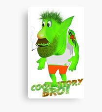 Cool Story Bro! Canvas Print