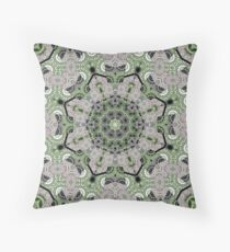 Ethnic , design , India, Indonesia , Eastern Throw Pillow