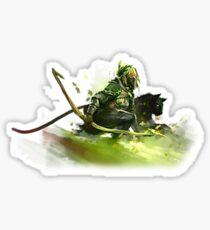 Guild Wars 2 - Ranger Sticker