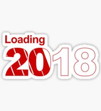 Loading 2018 Sticker