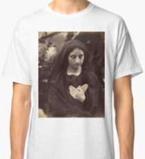Il Penseroso by Julia Margaret Cameron Classic T-Shirt