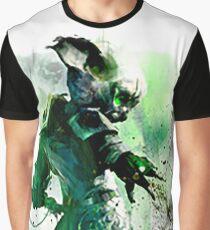 Guild Wars 2 - Necromancer Graphic T-Shirt
