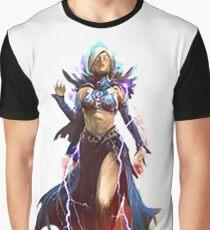 Guild Wars 2 - Elementalist Graphic T-Shirt
