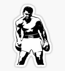 Muhammad Ali Sticker