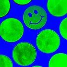 Smiling Ghost by CherishAtHome