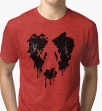 I LOVE Castlevania Camiseta de tejido mixto