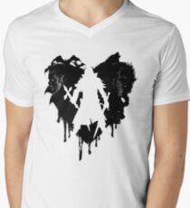 I LOVE Castlevania Camiseta de cuello en V