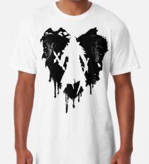 I LOVE Castlevania Camiseta larga