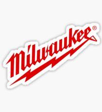 Iconic Milwaukee  Sticker