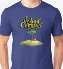 JOHNNY CASTAWAY - CLASSIC SCREENSAVER T-Shirt