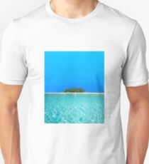 Breathtaking Maldivian Atoll in the Laccadive Sea T-Shirt