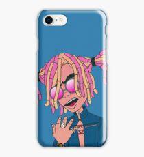 Lil Pump Gucci Gang iPhone Case/Skin