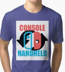 Switch  Tri-blend T-Shirt