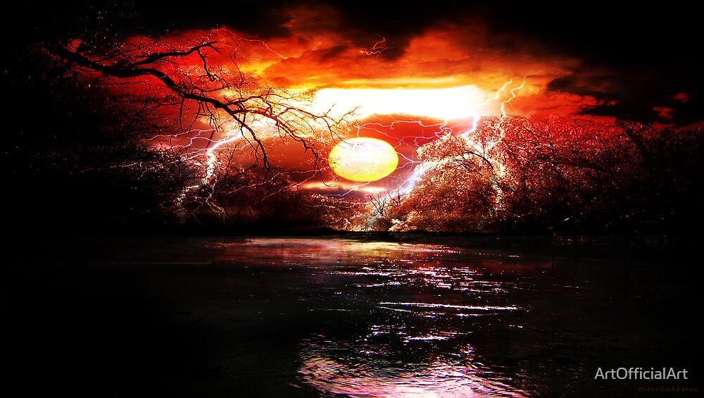 Sorcerer  by ArtOfficialArt