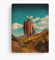 Sometimes I Think You'll Return Canvas Print
