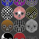 Skullpatternschytsofrenzy by Schytso Designs