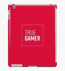 Red Devil Red iPad Case/Skin