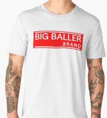Big Baller Brand®️: Loyalty Closed Bar BBB Red Men's Premium T-Shirt