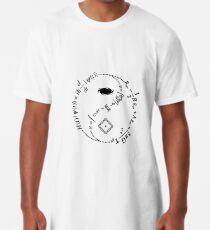 Yin Yang der Physik [LICHT] Longshirt