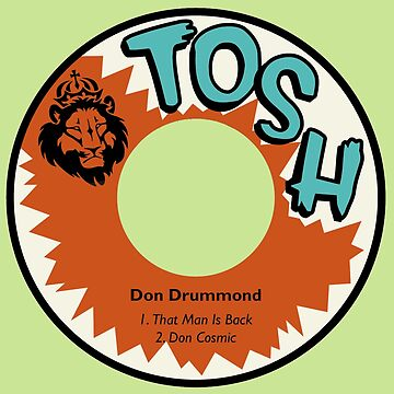 Don Drummondドン・ドラモンド : Tosh by TheresaJG