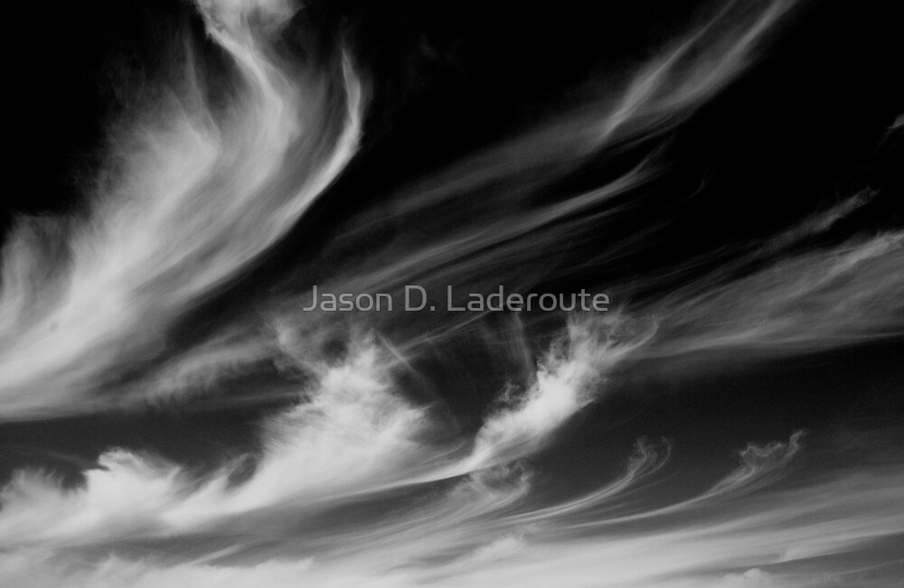 Empyrean Monotone#5 by Jason D. Laderoute