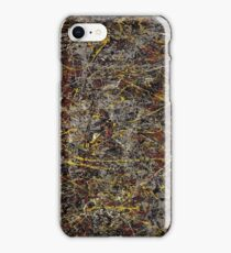 No. 5 by Jackson Pollock iPhone Case/Skin
