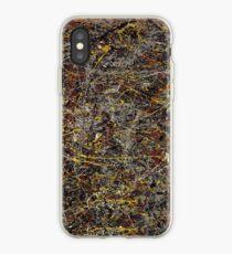 No. 5 by Jackson Pollock iPhone Case