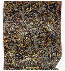 No. 5 by Jackson Pollock Poster
