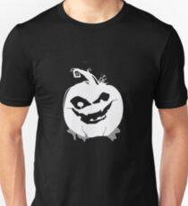 evil halloween pumpkin head T-Shirt