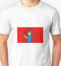 Man with random gun :D T-Shirt