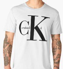 Kasabian // Comeback Kid T-shirt - Serge Pizzorno Reading/Leeds Style. CK Men's Premium T-Shirt