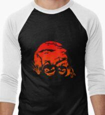 scary halloween pumpkin heads T-Shirt